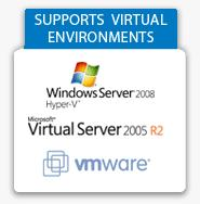 Support for virtual environments