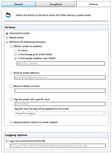 GFI MailEssentials Email Security   GFIGuard com