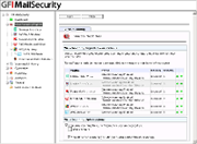 GFI MailSecurity supports multiple virus engines
